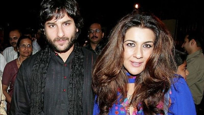 When Saif Ali Khan Opened Up On Bitter Divorce With Amrita Singh, 'Not Nice  To Be Constantly Reminded Of How Worthless You Are'