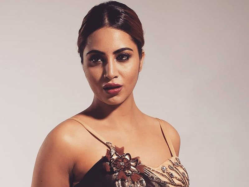 Season 11 contestant Arshi Khan: I don't want to go inside 'Bigg Boss'  house as a celeb guest and advise contestants - Times of India