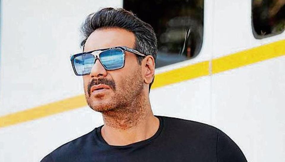 Ajay Devgn says there's a limit as an actor: 'Before I'm kicked out, I want  to walk out myself' | Bollywood - Hindustan Times