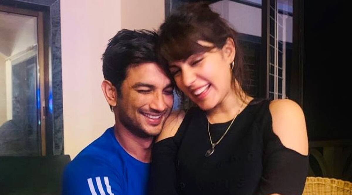 Sushant Singh Rajput death: Rhea Chakraborty arrives at DRDO guest house  for CBI probe | Cities News,The Indian Express